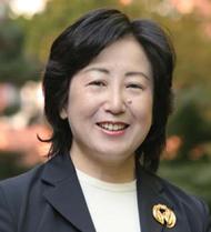 Portrait of Emiko Ochiai